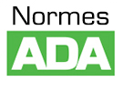 Cadenas de vestiaires inspirés des normes ADA